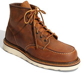 Red Wing Shoes Men's 1907 Classic Moc Waterproof Boot