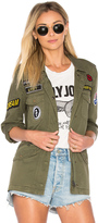Velvet by Graham & Spencer Andreea Military Jacket