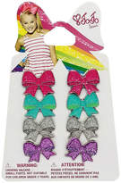 Impulse JoJo Siwa 4 Set Glitter Bow Stud Earrings