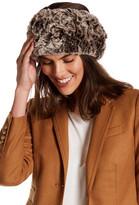 Dena Genuine Rabbit Fur Headband