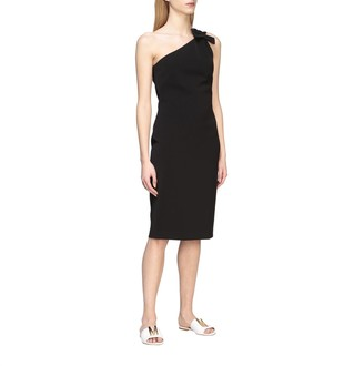 Boutique Moschino One-shoulder Sheath Dress