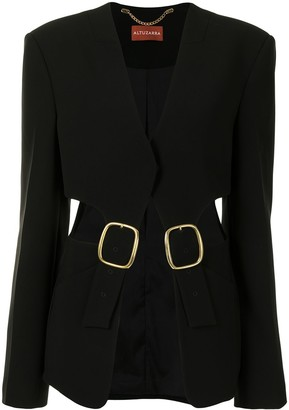 Altuzarra Caytrix cut-out blazer