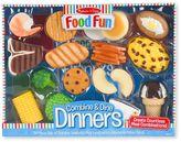 Melissa & Doug Food Fun Combine & Dine Dinners II by
