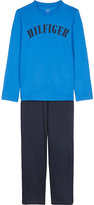 Tommy Hilfiger Logo Cotton Pyjamas 4-16 Years