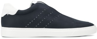 Harry's of London Track laceless sneakers