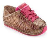 Mini Melissa Baby's, Toddler's & Kid's Glittered Sneakers