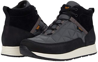 Teva Ember Commute Waterproof (Bison/Medallion) Men's Shoes