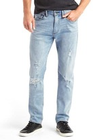 Gap Destructed slim fit jeans (stretch)