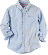 Carter's Light Blue Shirt, Little Boys (2-7)