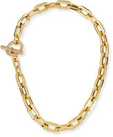 Michael Kors Cityscape Link Toggle Necklace