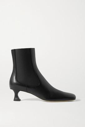 Proenza Schouler Leather Chelsea Boots - Black