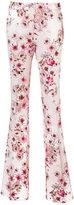 Giambattista Valli - floral trousers