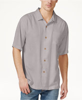 Tommy Bahama Big and Tall Men's Tiki Palms Silk Short-Sleeve Shirt, A Macy's Exclusive