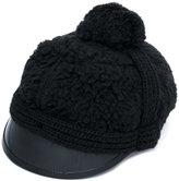 Bernstock Speirs fleece Rome hat