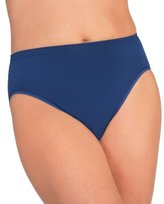 Vanity Fair Women's Seamless Strata Hi Cut Panty 13211