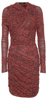 Isabel Marant Jobia stretch-jersey dress
