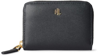 Lauren by Ralph Lauren Lauren Leather Zip Around Wallet
