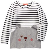 Funkyberry Bear Tunic (Little Girls)