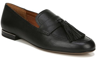 Franco Sarto Leather Loafers with Tassle - Brixley