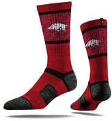Strideline Arkansas Razorbacks Crew Socks Ii