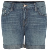 J Brand Joey Low-rise Denim Shorts