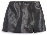 Blank NYC BLANKNYC Girls' Faux Leather Mini Skirt - Sizes 7-14