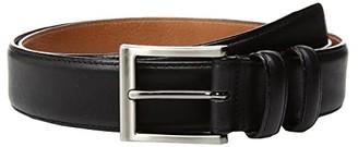 Trafalgar Corvino (Black) Men's Belts