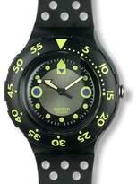 Swatch Scuba 200 SDB102 Plastic Quartz 38mm Unisex Watch