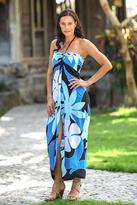 Dress, 'Blue Balinese Grace'