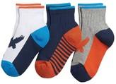 Tommy Hilfiger Quarter Top Socks 3pk