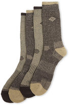 Columbia 4-Pack Mi-Chaussettes Heavy Knit Crew Socks