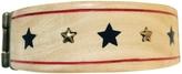 Isabel Marant Ecru Wood Bracelet