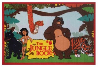 Fun Rugs The Jungle Book Area Rug