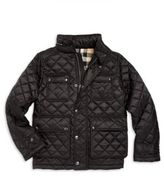 Burberry Little Boy's & Boy's Halesworth Quilted Jacket