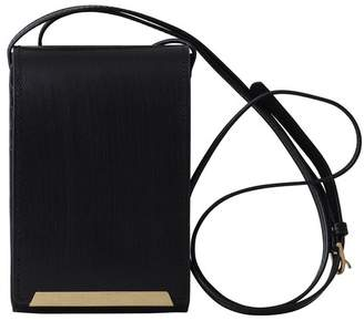 Most Wanted Design by Carlos Souza Cellphone & Card Holder Crossbody Bag
