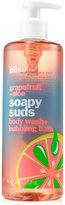 Bliss Pink Grapefruit & Aloe Soapy Suds Body Wash & Bubbling Bath, 16 Oz.
