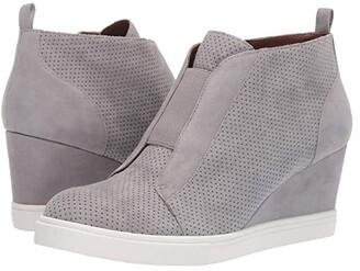 Linea Paolo Felicia Wedge Sneaker (Rock) Women's Shoes