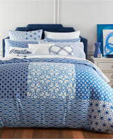 Charter Club Damask Designs Patchwork 2-Pc. Twin Duvet Cover Set, Created for Macy's Bedding