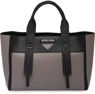 Prada Ouverture medium leather bag