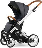 Mutsy Evo Urban Nomad Stroller in Silver/Dark Grey