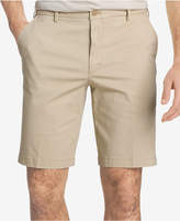 Izod Men's Saltwater Chino 10.5and#034; Stretch Shorts