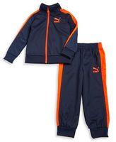 Puma Boy's Two-Piece Jacket & Pants Set