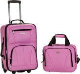 Rockland 2 Piece Luggage Set F102