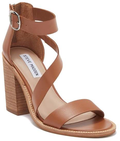 56f0a26e57 Steve Madden Stacked Heel Women's Sandals - ShopStyle