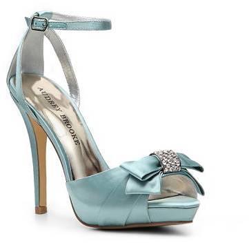 Audrey Brooke Stacey Platform Sandal