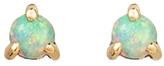 WWAKE Opal Stud Earrings
