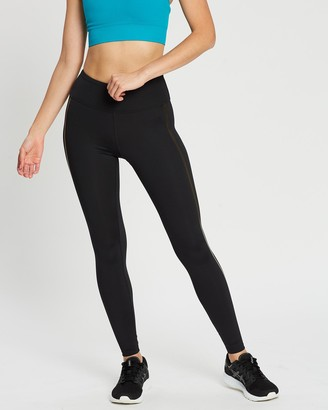 Asics Women's Tights - Ns Piped Dream Tight - Women's - Size One Size, XS at The Iconic