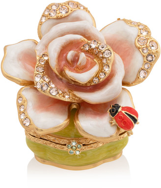 Jay Strongwater Rose Box
