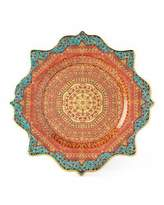 L'OBJET Tabriz Dessert Plate, Each