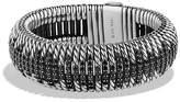David Yurman Tempo Bracelet with Black Spinel